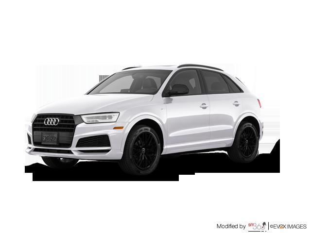 Audi Q3 TECHNIK 2018 - Extérieur - 1