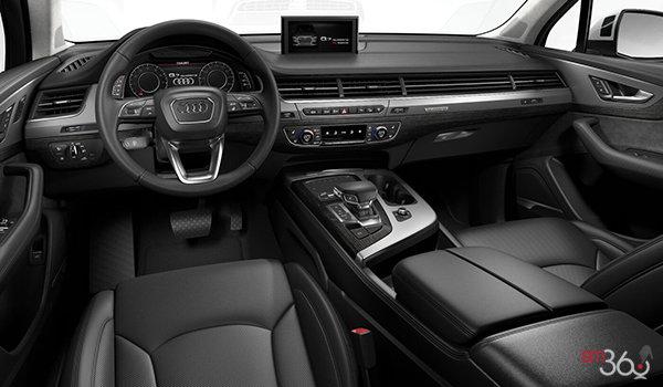 Audi Q7 TECHNIK 2018 - Intérieur - 1