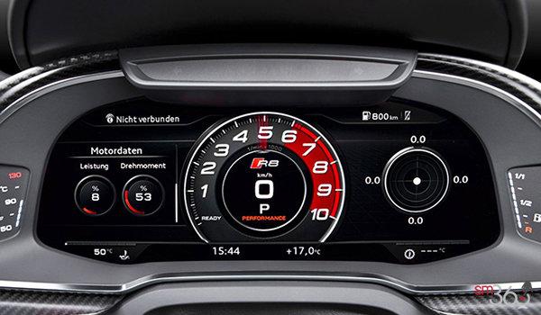 Audi R8 Coupé V10 2018