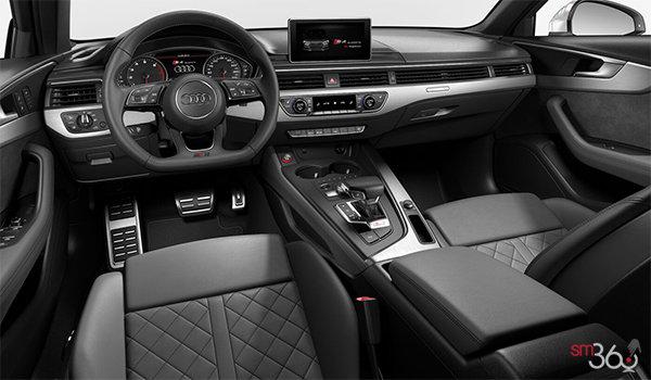 Audi S4 Berline Progressiv 2018