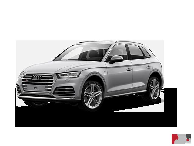 Audi SQ5 PROGRESSIV 2018 - Extérieur - 1