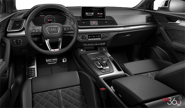 Audi SQ5 PROGRESSIV 2018 - Intérieur - 1