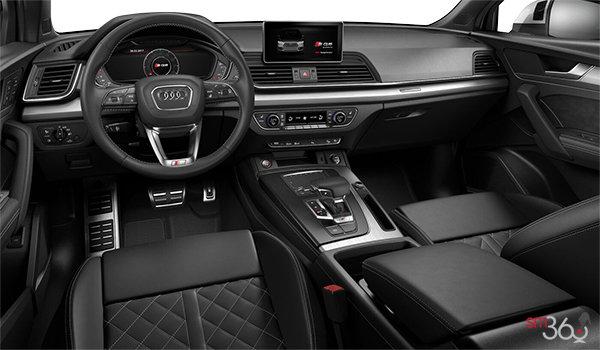 Audi SQ5 Technik    2018