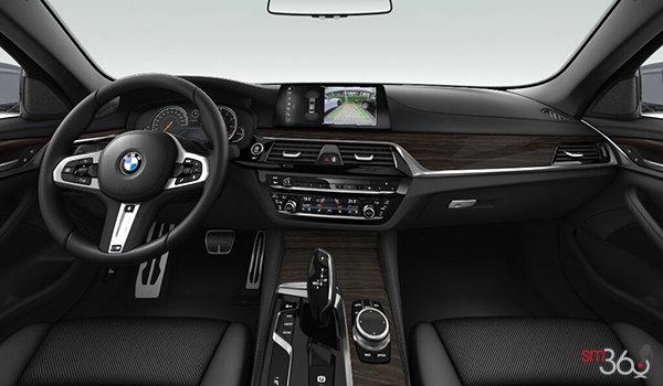 2018 BMW 530I 530I XDRIVE SED - Interior - 1