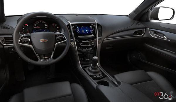 Cadillac ATS-V Sedan  2018