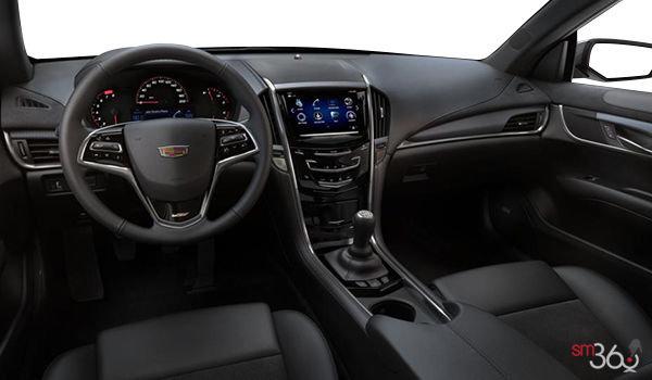 Cadillac ATS-V Coupé BASE ATS-V 2018
