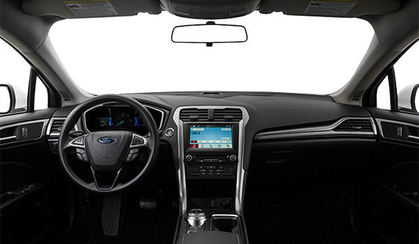 Ford Fusion Hybrid SE 2018