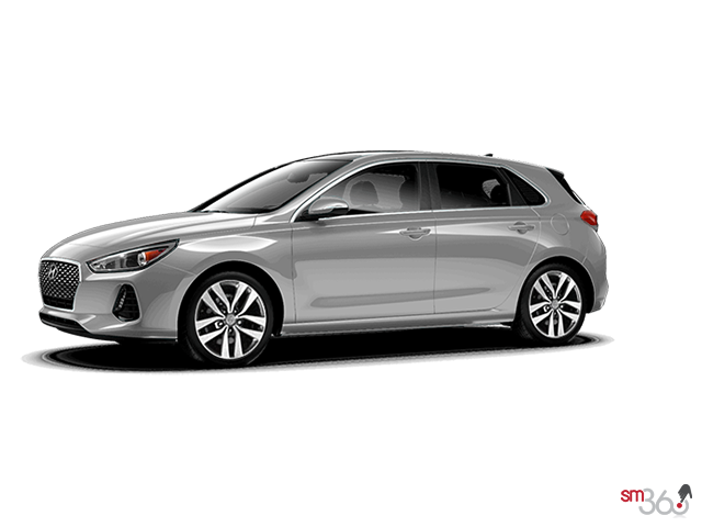 2018 Hyundai Elantra GT GL - at