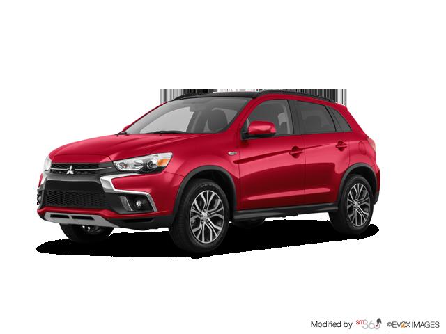 2018 Mitsubishi RVR 2.4L GT 4WD - Exterior - 1