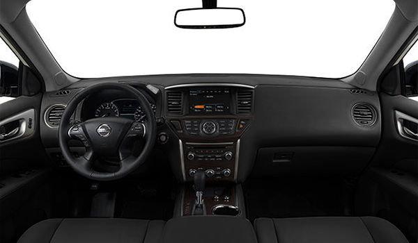2018 Nissan Pathfinder Platinum V6 4x4 at - Interior - 1
