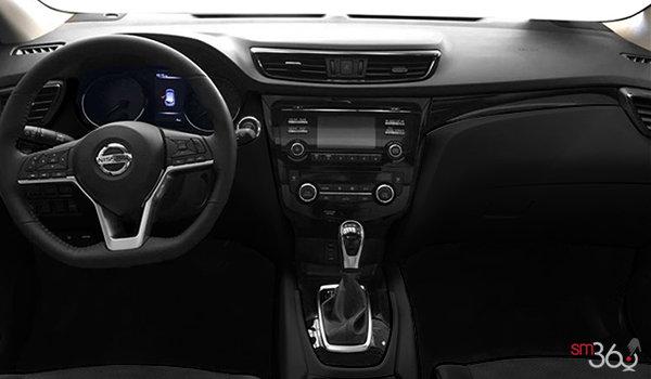 2018 Nissan Qashqai SV AWD CVT (2) - Interior - 1