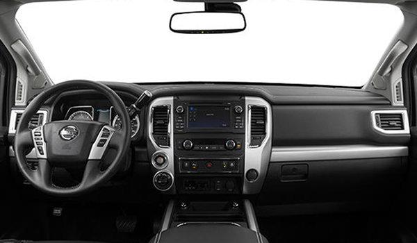 2018 Nissan Titan King Cab PRO-4X 4x4
