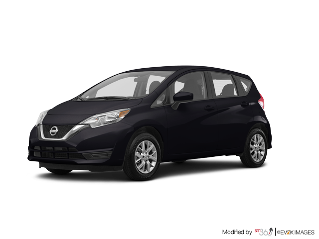 2018 Nissan Versa Note Hatchback 1.6 SV CVT (2) - Exterior - 1