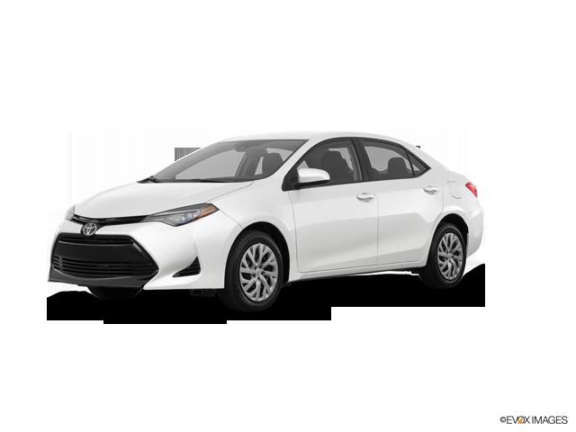 2018 Toyota Corolla LE - Exterior - 1