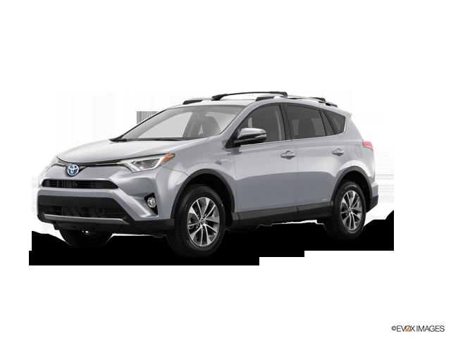 2018 Toyota RAV4 Hybrid LE+ - Exterior - 1