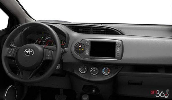 Toyota Yaris Hatchback 3-DOOR CE 2018