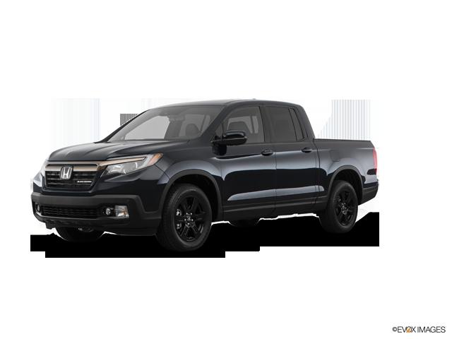 2019 Honda Ridgeline Black Edition - Exterior - 1