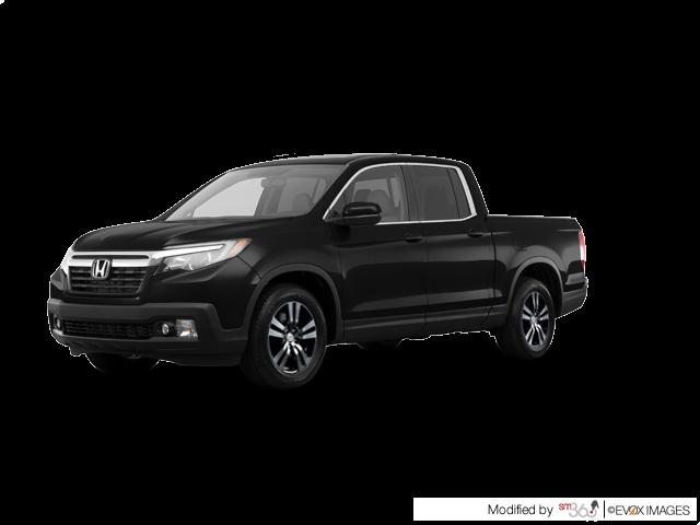 2019 Honda Ridgeline EX-L - Exterior - 1