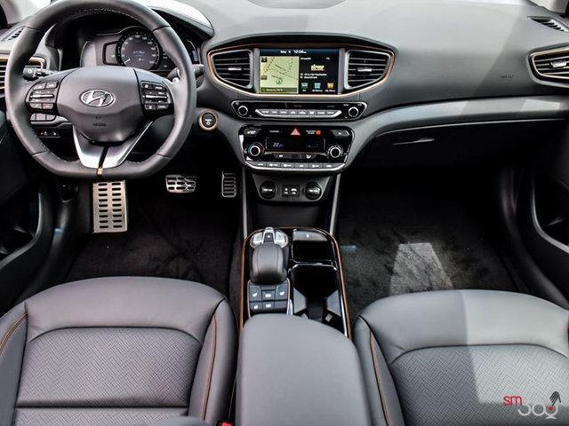 Hyundai IONIQ electric LIMITED 2018