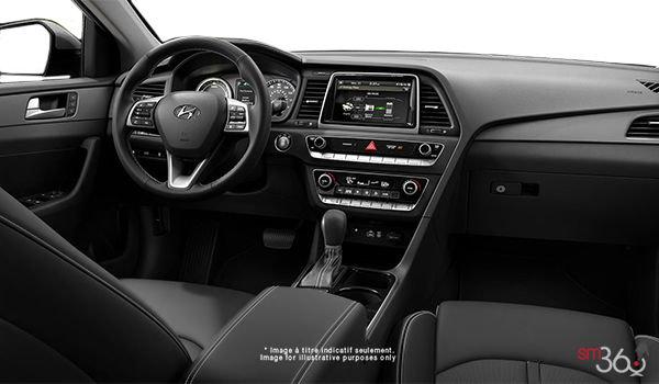 Hyundai Sonata Hybrid Limited 2018