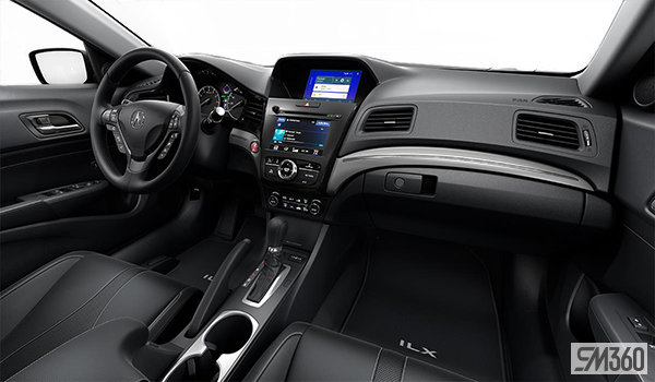 2019 Acura ILX Premium 8DCT - Interior - 1