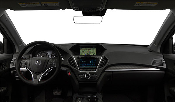 2019 Acura MDX A-Spec - Interior - 1