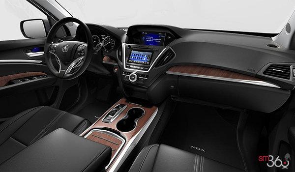 2019 Acura MDX 6P at Elite - Interior - 1