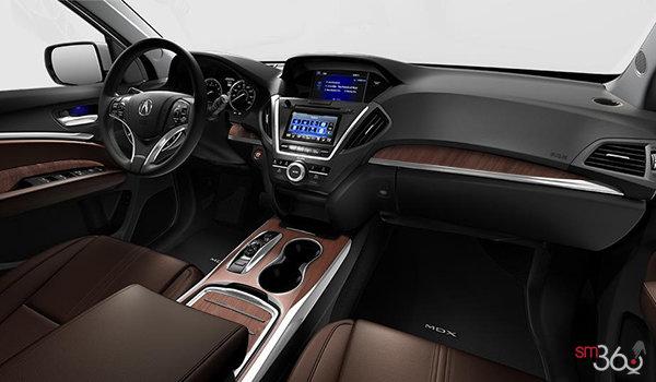 2019 Acura MDX Elite - Interior - 1