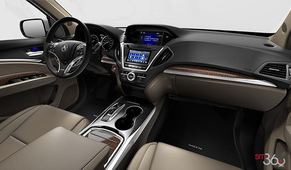 2019 Acura MDX Tech - Interior - 1