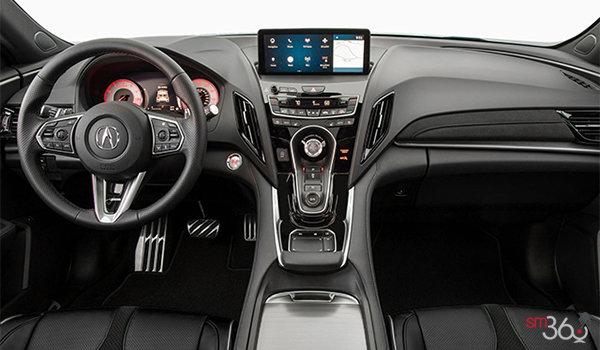 2019 Acura RDX A-Spec at - Interior - 1