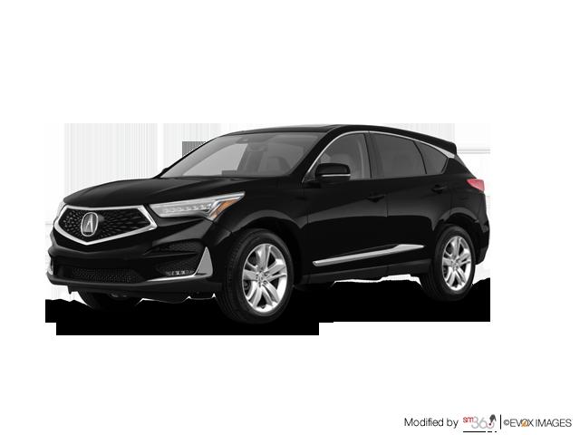 2019 Acura RDX Platinum Elite at - Exterior - 1
