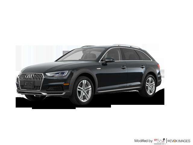 Audi A4 allroad Progressiv 2019 - Extérieur - 1