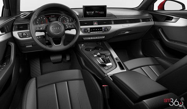 Audi BERLINE A4 PROGRESSIV 2019 - Intérieur - 1