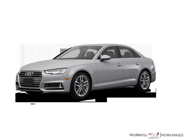 Audi A4 Sedan Technik 2019 - Extérieur - 1