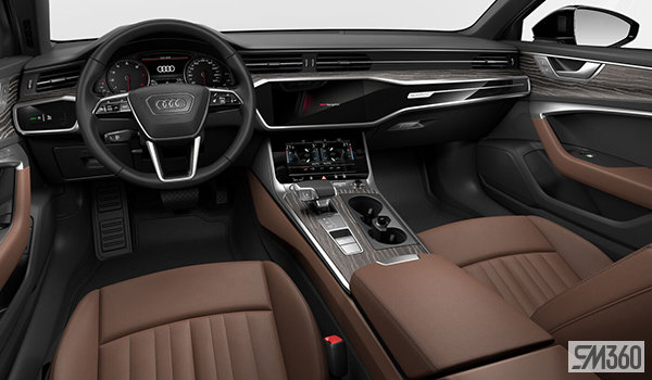 Audi A6 PROGRESSIV 2019 - Intérieur - 1