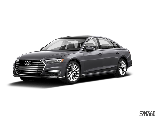 Audi A8 L  2019 - Extérieur - 1