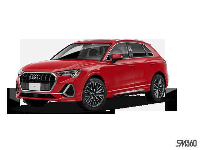 Audi Q3 2.0T Progressiv 2019 - Extérieur - 1
