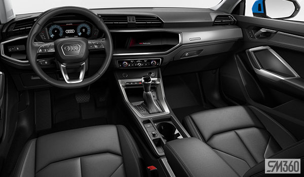 Audi Q3 2.0T Progressiv 2019 - Intérieur - 1