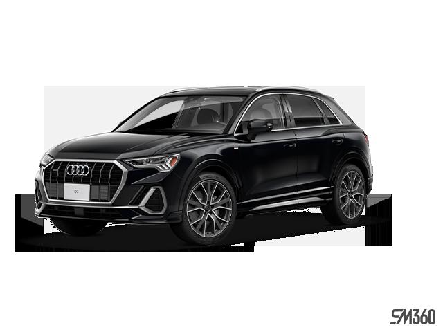Audi Q3 Technik 2019 - Extérieur - 1