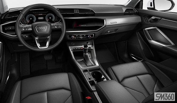 Audi Q3 Technik 2019 - Intérieur - 1