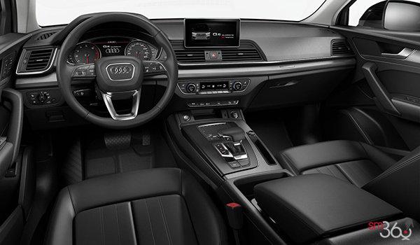 Audi Q5 Progressiv 2019 - Intérieur - 1