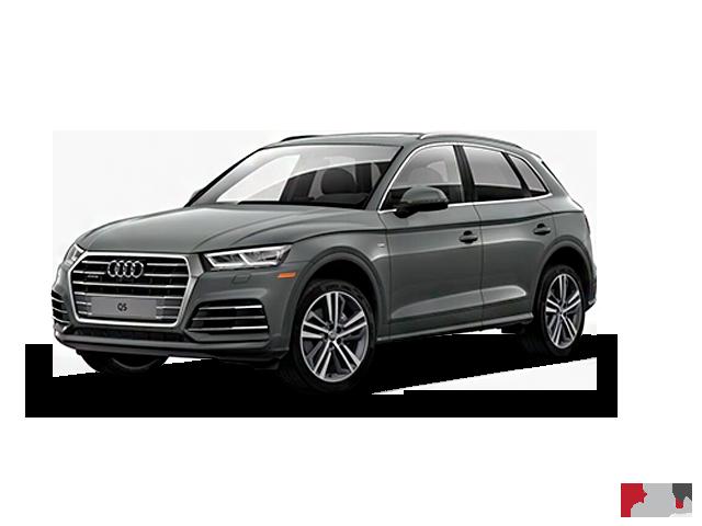 Audi Q5 TECHNIK 2019 - Extérieur - 1