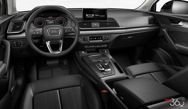 Audi Q5 TECHNIK 2019 - Intérieur - 1