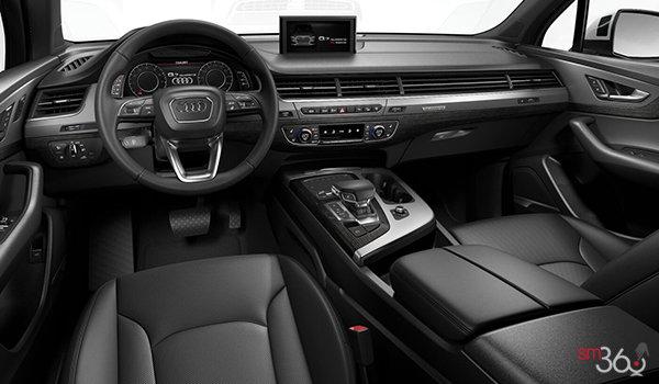 Audi Q7 TECHNIK 2019 - Intérieur - 1