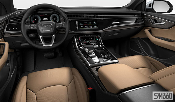 Audi Q8 Technik 2019 Audi Lauzon In Laval Quebec