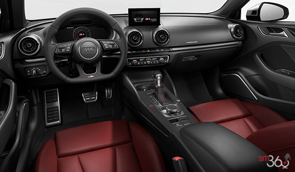 Audi S3 Sedan TECHNIK 2019