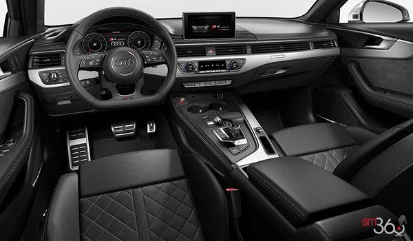 Audi S4 SEDAN Technik 2019 - Intérieur - 1
