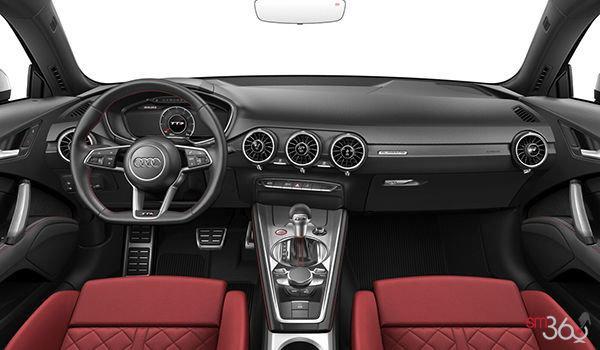 Audi TTS COUPÉ  2019 - Intérieur - 1