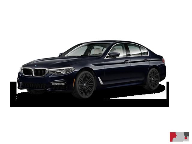 2019 BMW 540i 540I X DRIVE - Exterior - 1