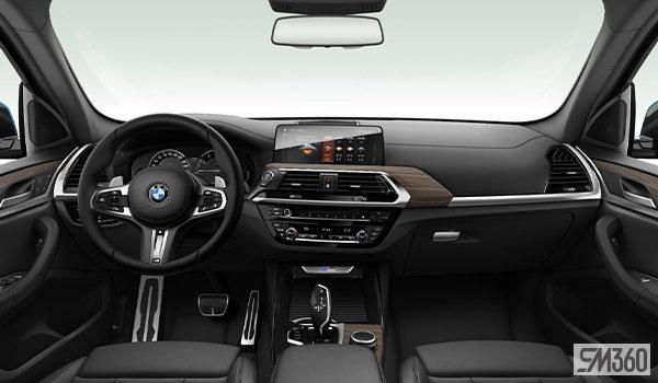 2019 BMW SAV X3 X3 M40I - Interior - 1